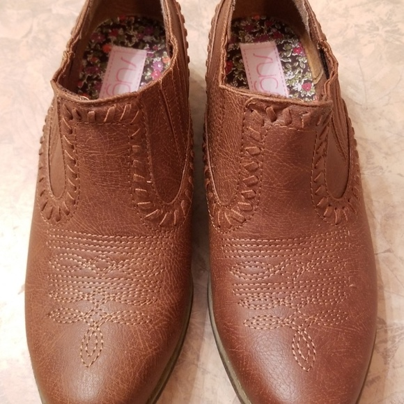 Sugar Shoes | Western Slip On Shoe